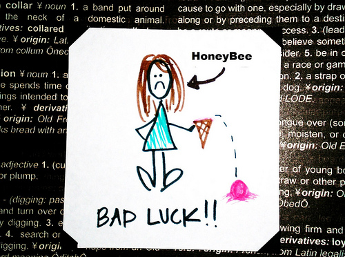 Bad Luck « Beedoodles